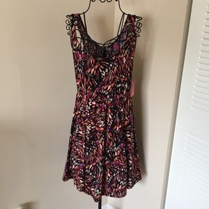 NWT Pure Energy Strapless Dress Size 1